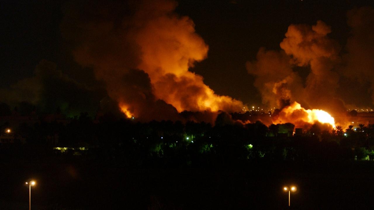 Три ракети паднаха близо до международното летище в Багдад, няма данни за жертви