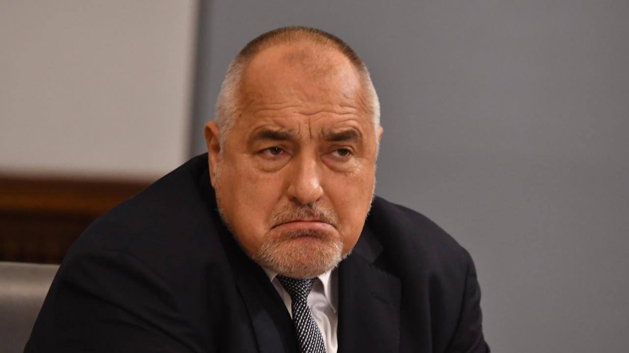 НА ЖИВО: Борисов обявява връща ли мандата за ново правителство