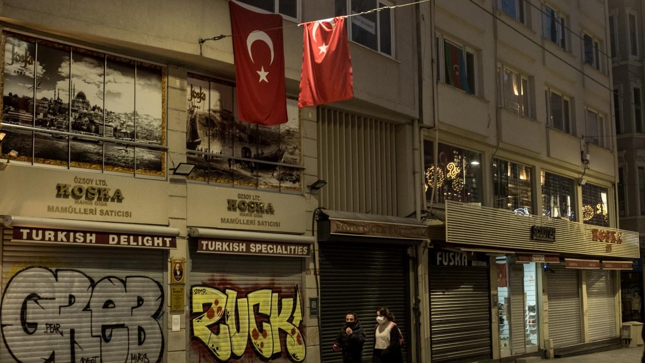 Турция е под пълен локдаун до понеделник