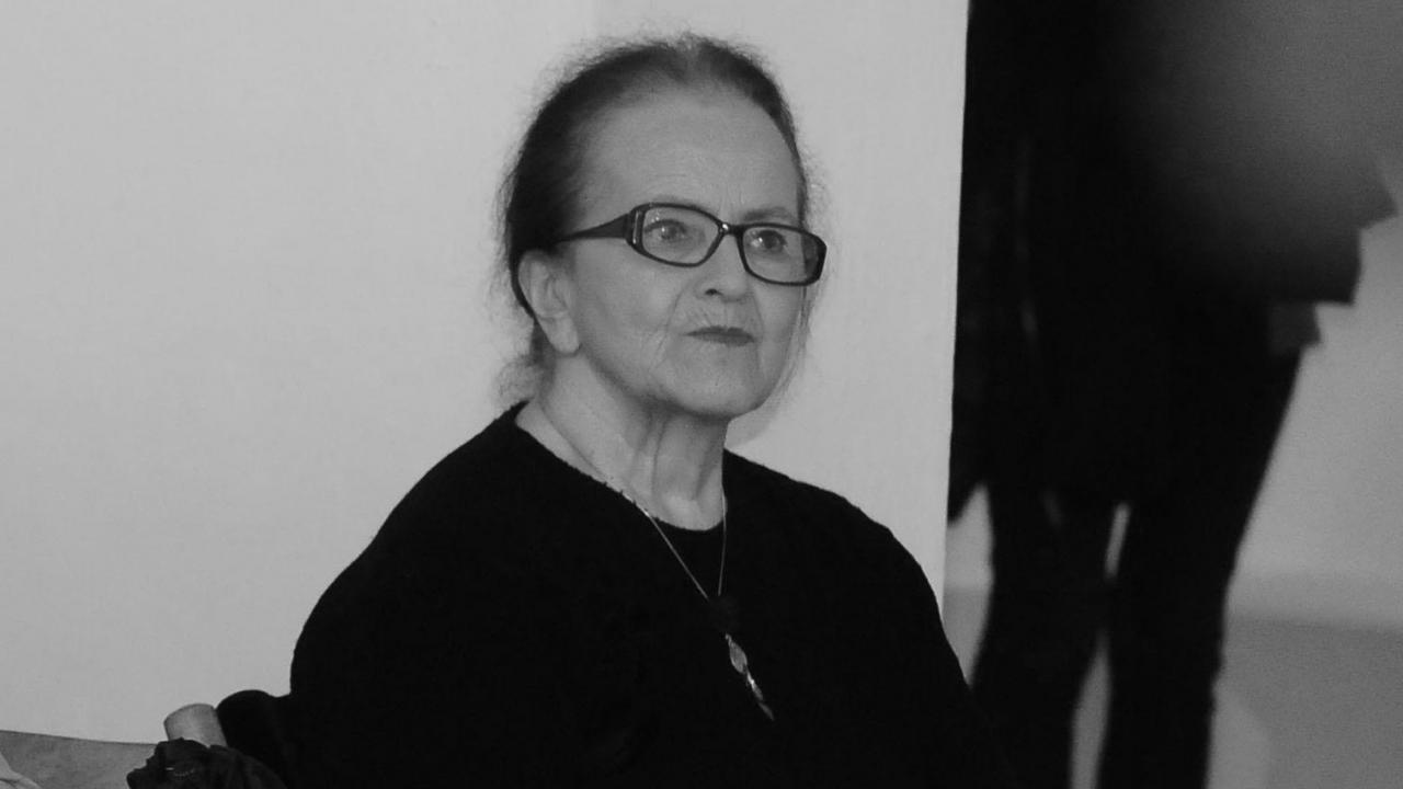 Отиде си художничката Дора Бонева