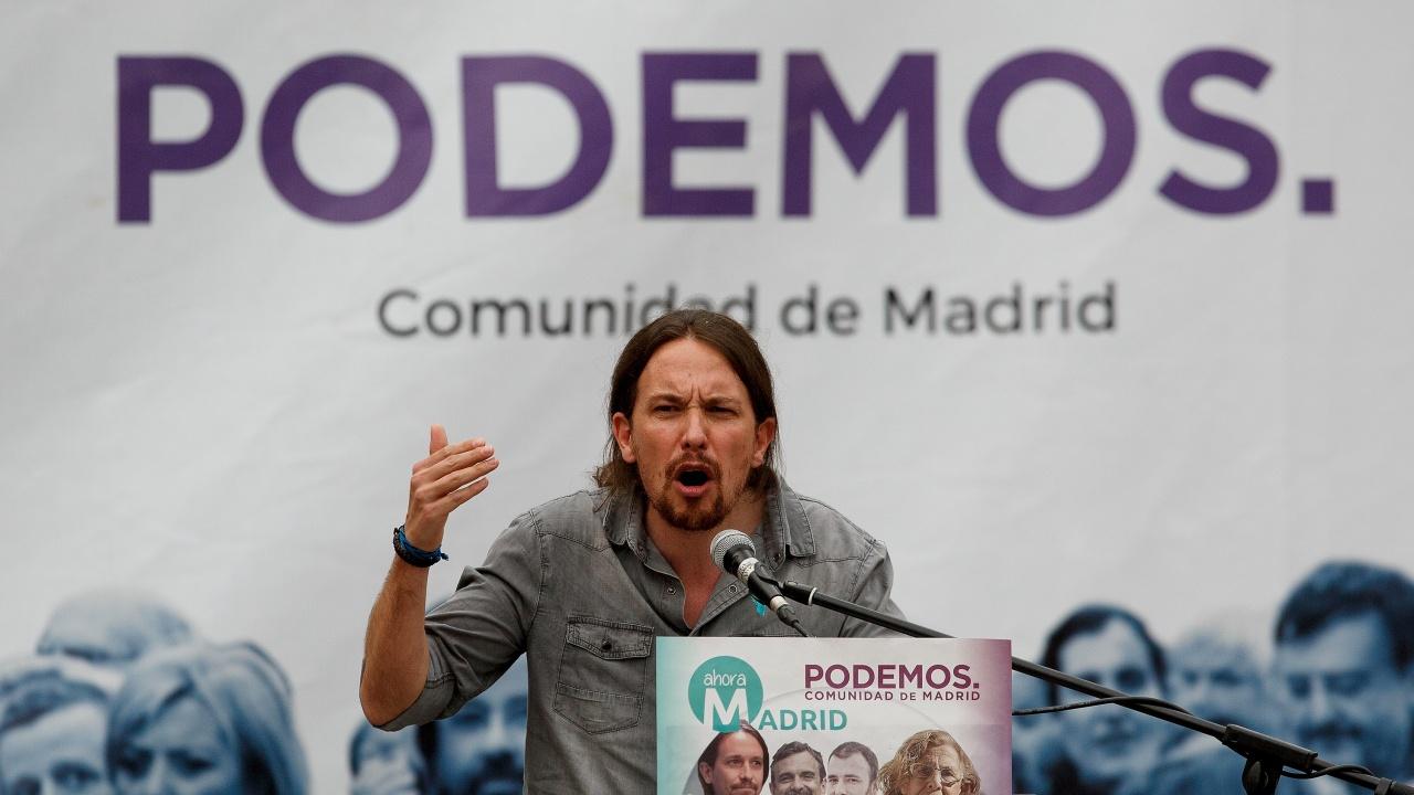 Испанският вътрешен министър и Пабло Иглесиас получиха смъртна заплаха