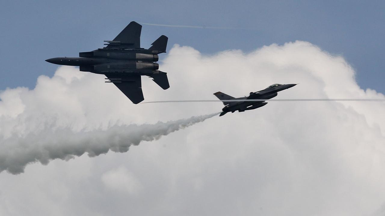 Самолети на САЩ и Русия вдигнаха градусите на напрежението над Тихия океан