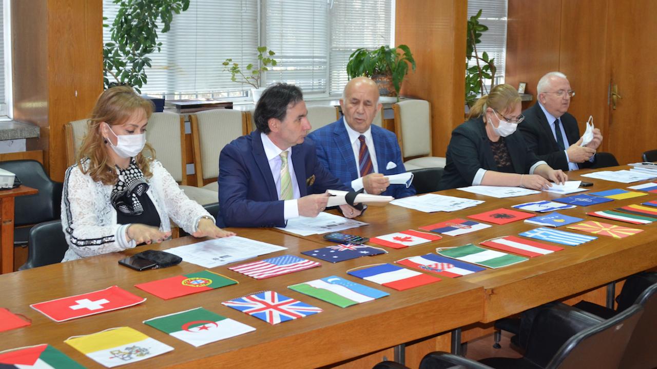 Вторият Конгрес на университетите от Югоизточна Европа и Азия с призив към бизнеса в туризма