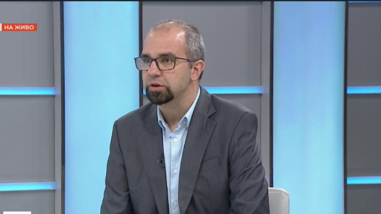 Първан Симеонов: Нямаме национално време за губене, за да рестартираме постоянно държавата