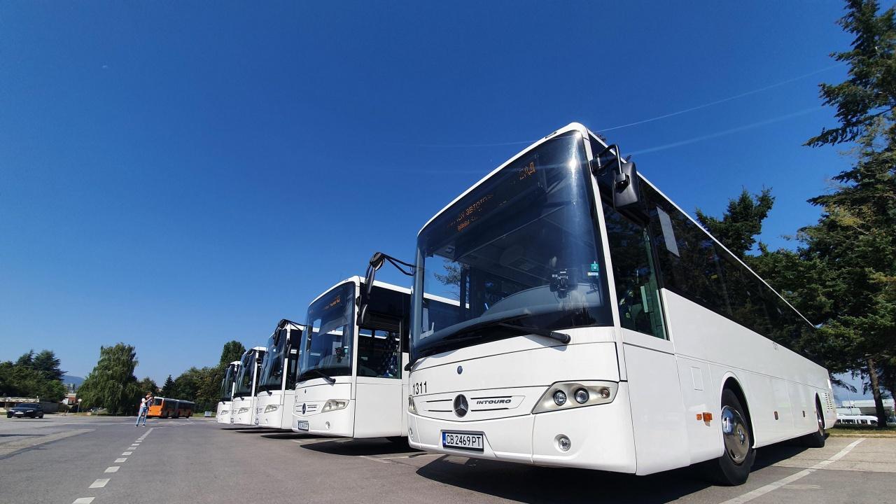 Центърът за градска мобилност променя от утре маршрутите на някои автобусни линии в столицата