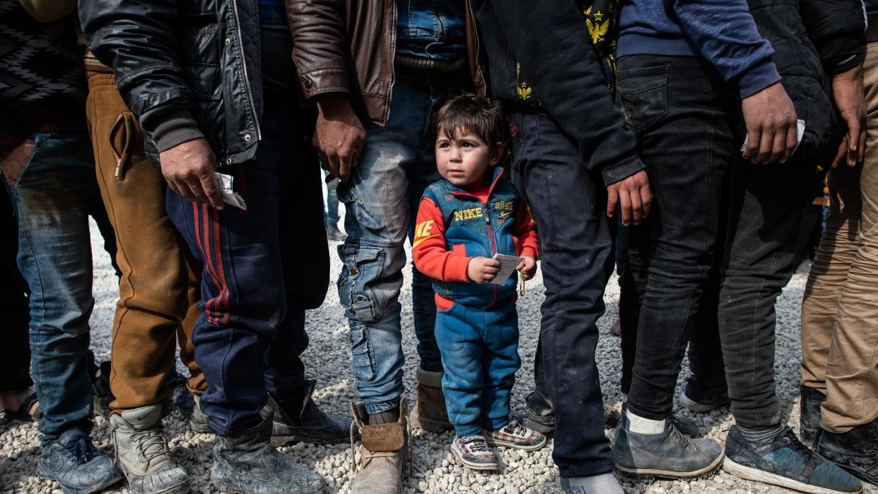 Откраднати от германските власти документи са използвани за трафик на мигранти
