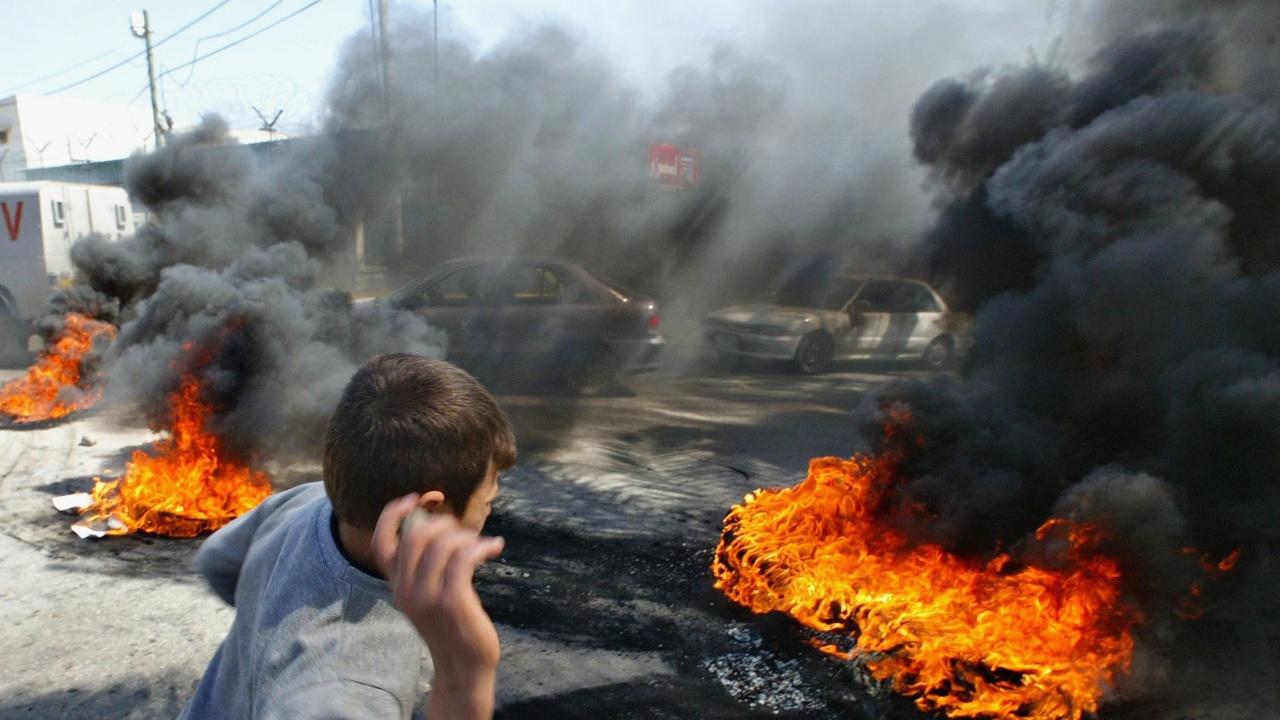 Три ракети бяха изстреляни от Газа към Израел, нощ на хаос в Ерусалим
