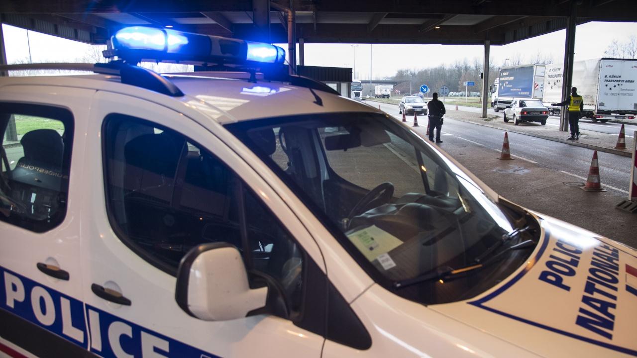 Френските власти задържаха за разпит четвърто лице за убийството на полицайка