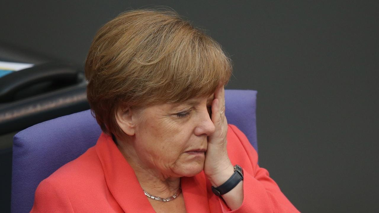 """Партията на """"зелените"""" изпреварва Меркел в Германия"""