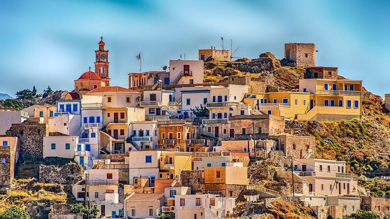 Расте интересът на европейците към вили по островите в Гърция
