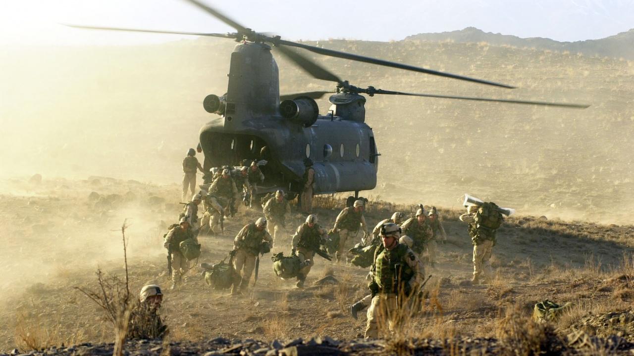 Изтеглянето на НАТО от Афганистан започна