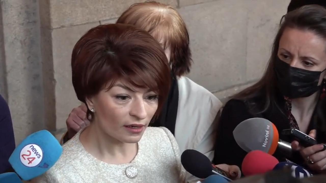 ГЕРБ внесохажалба в КС за наложения мораториум и коментираха решението на Трифонов