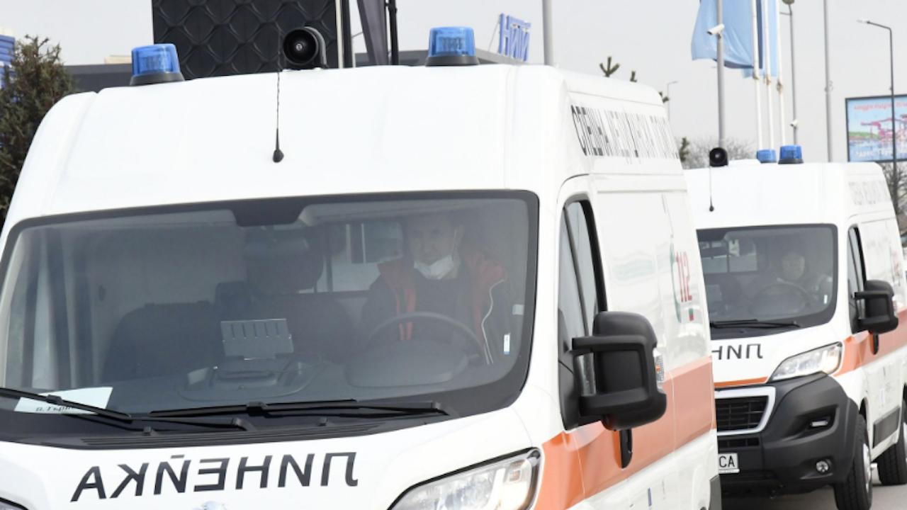 12-годишно дете пострада при пътно меле в Сливен