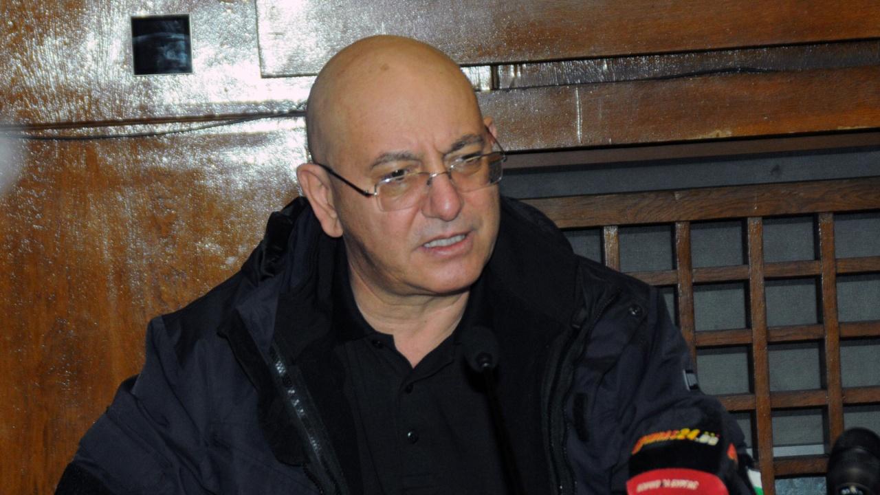 Министър Емил Димитров провери част от енергийните и напоителни язовири