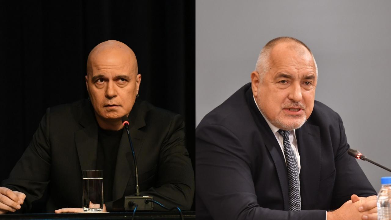 Водещите новини! Слави връща мандата, Борисов го нарече страхливец