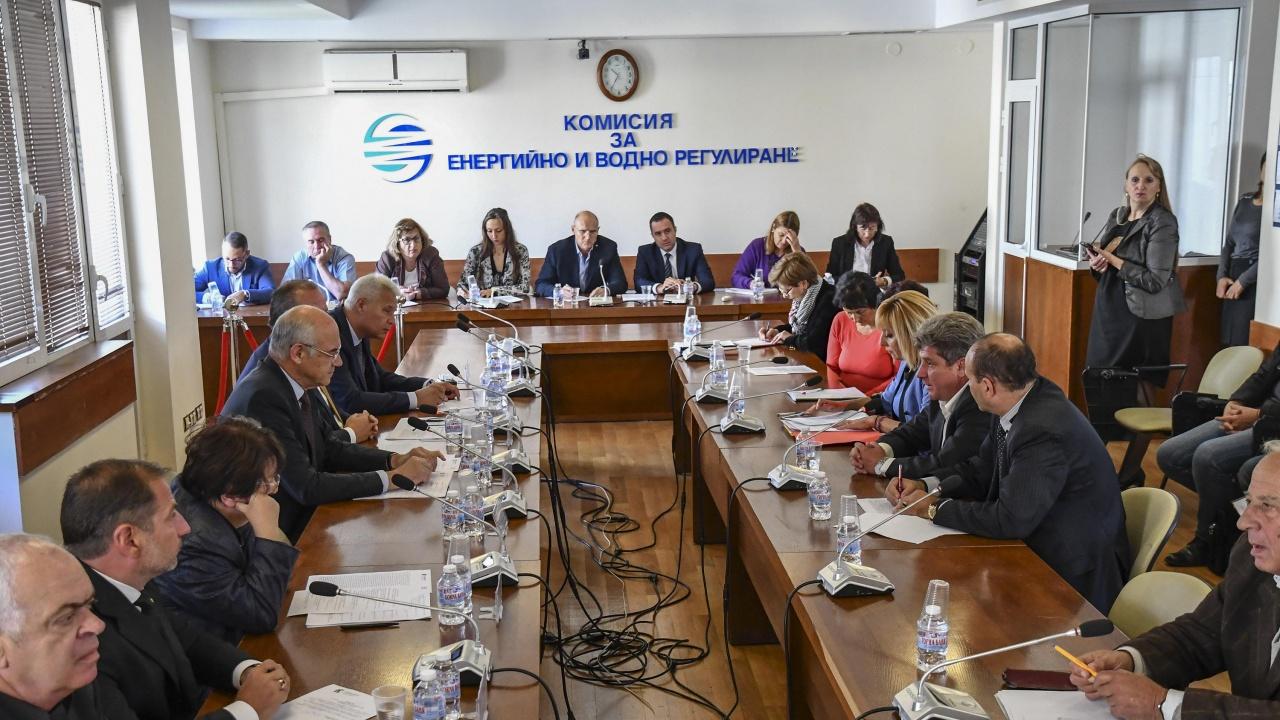 КЕВР обсъжда нова цена на природния газ от май