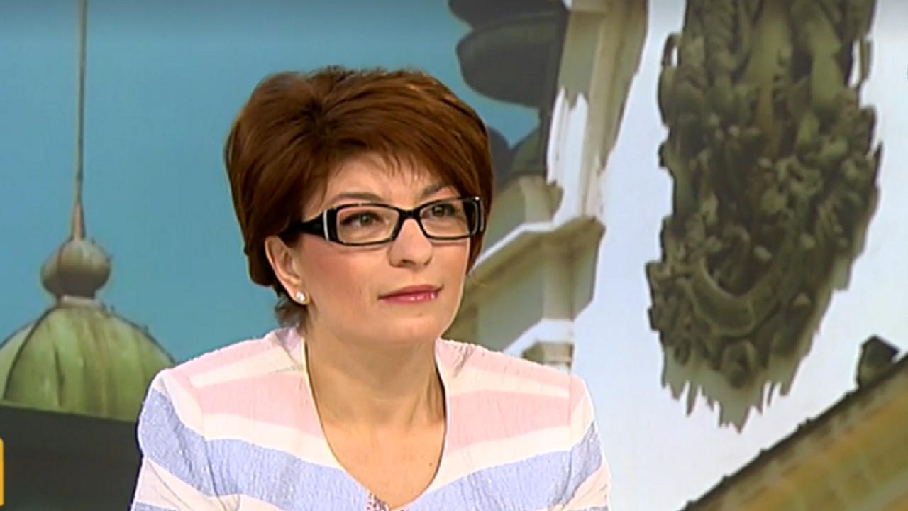 Десислава Атанасова: За три дни г-н Трифонов излъга три пъти