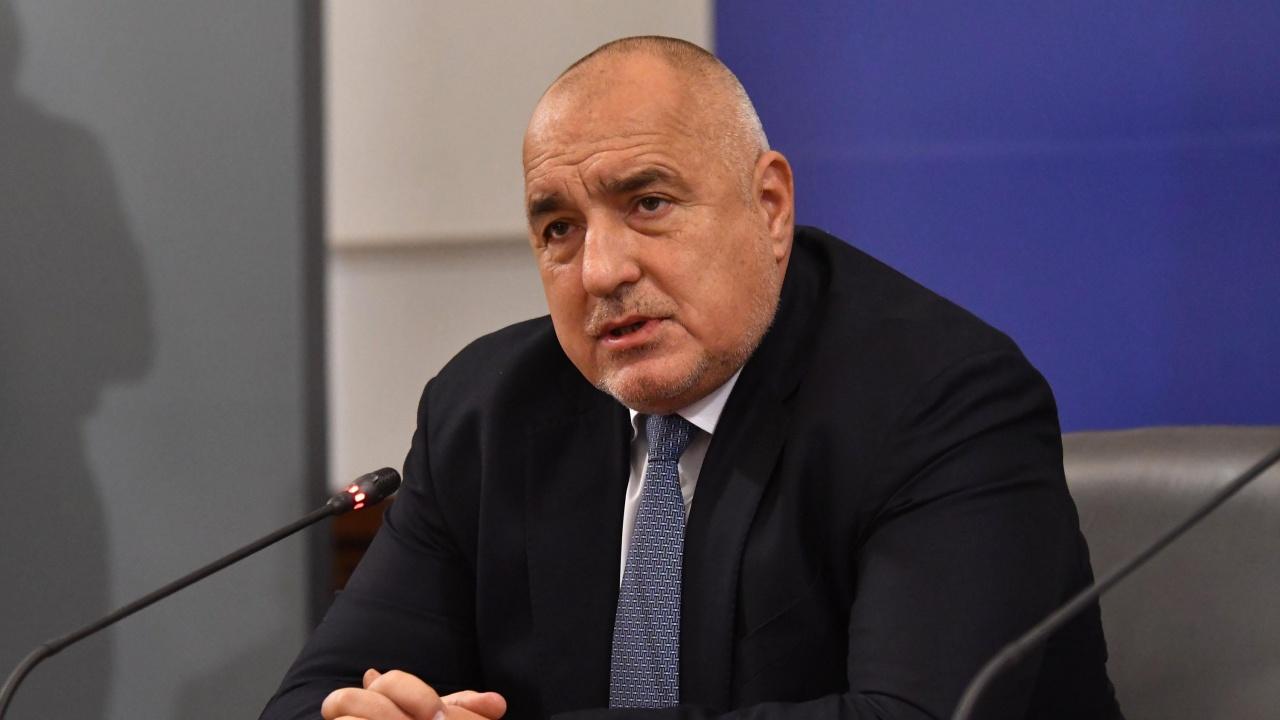 Борисов: Слави Трифонов е с готовност да управлява... някога и при пълно мнозинство