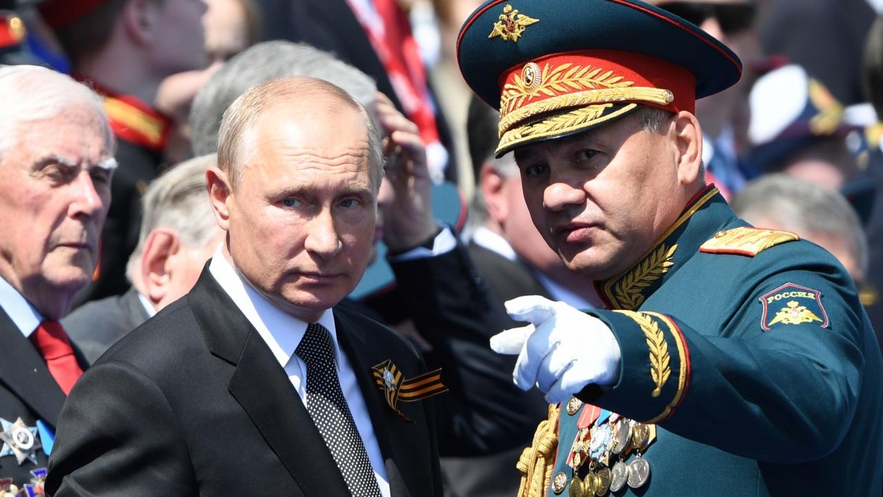 Путин мобилизира запасняците