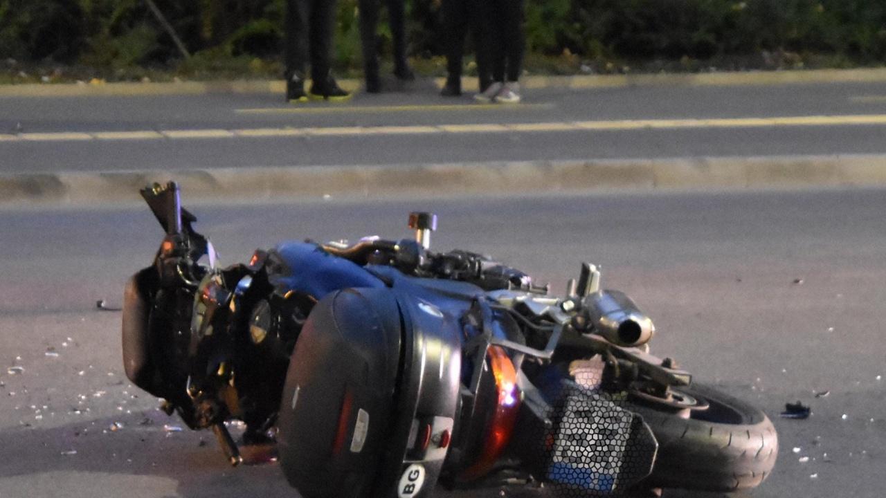Мотоциклетист пострада при меле в с. Драгижево
