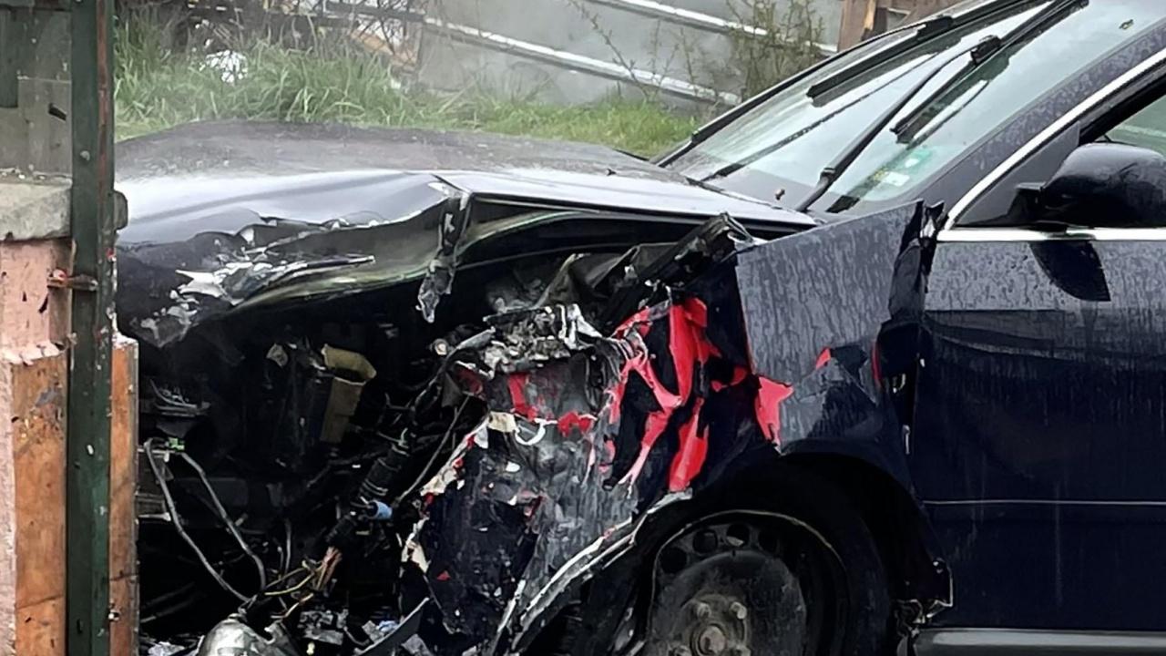 Пиян и друсан шофьор предизвика екшън на път в Разградско