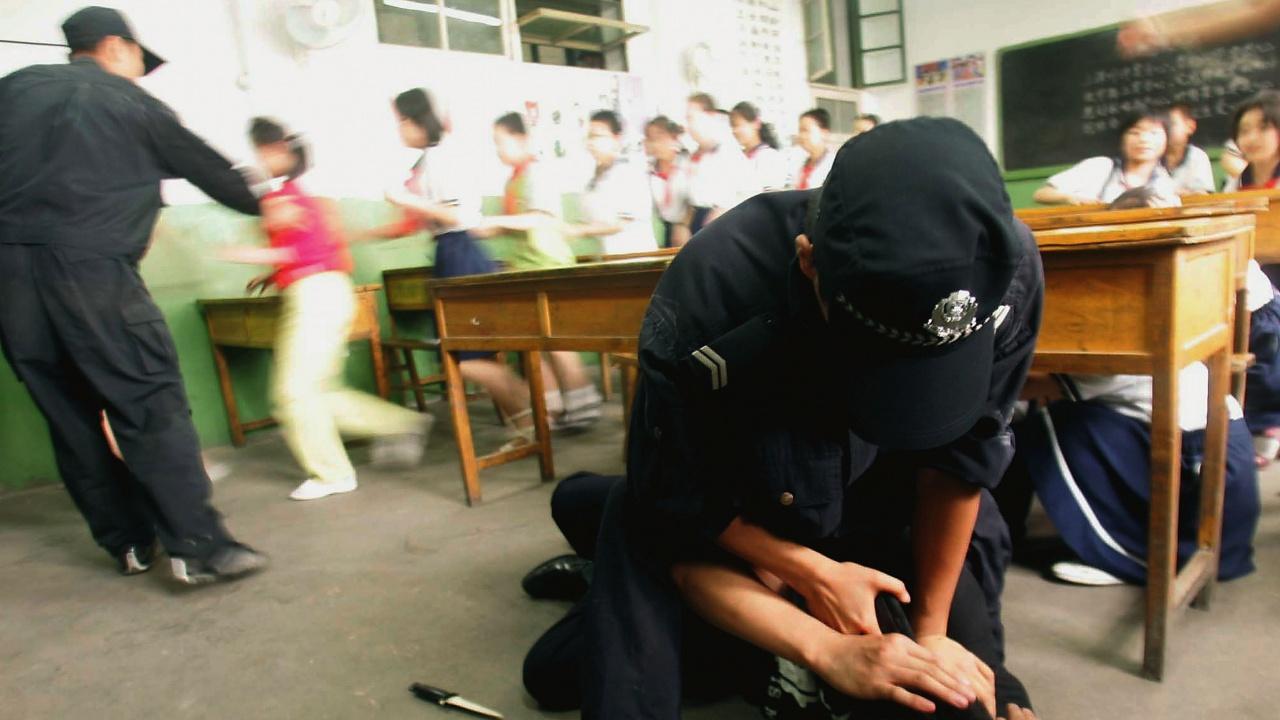 Въоръжен с нож нападна детска градина в Китай и уби две деца