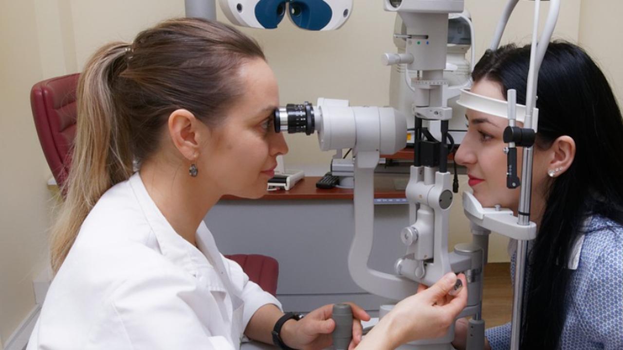 В 48 града в страната ще има безплатни прегледи от офталмолози