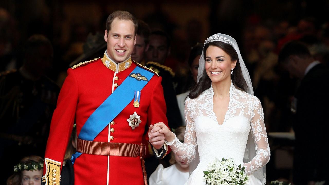 Уилям и Кейт публикуваха нови снимки по случай десетата годишнина от сватбата си