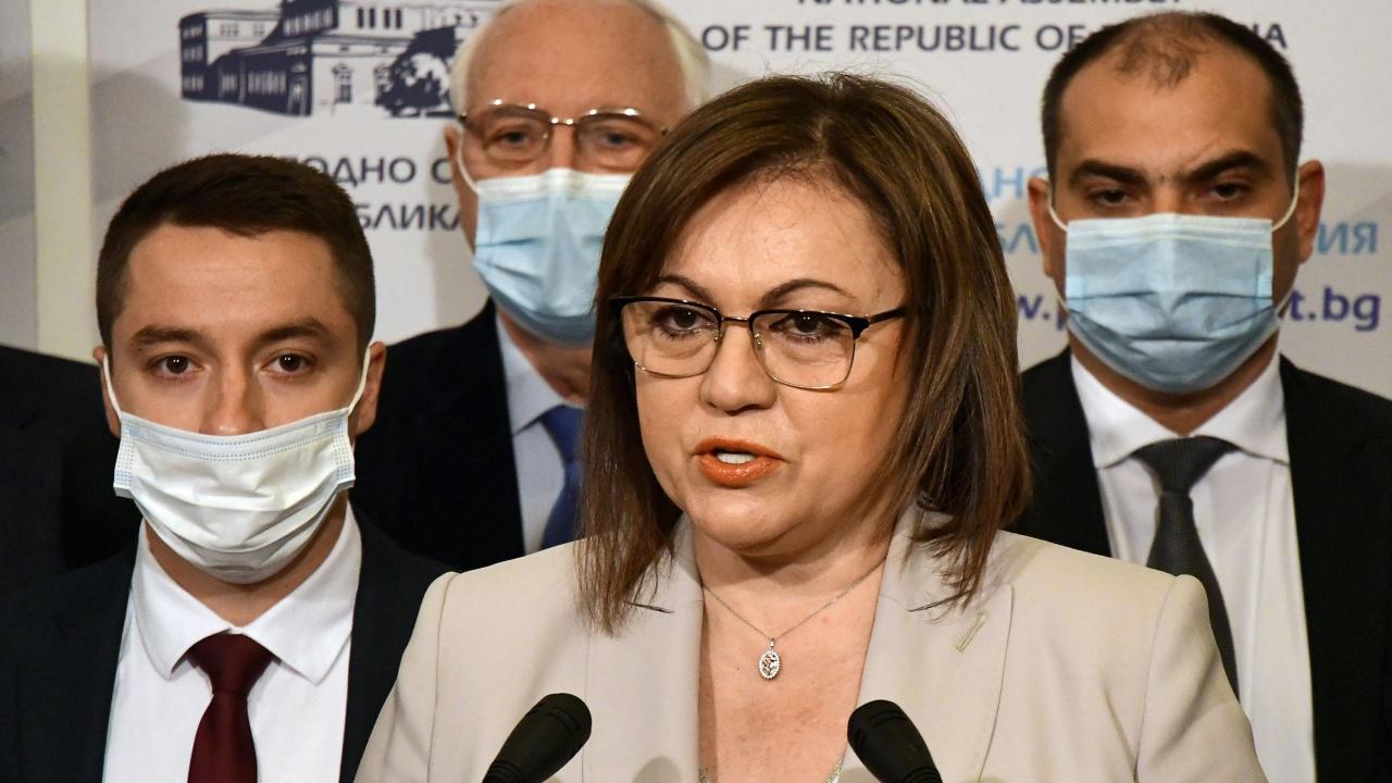Корнелия Нинова с първи думи за мандата, който ще им връчи президентът