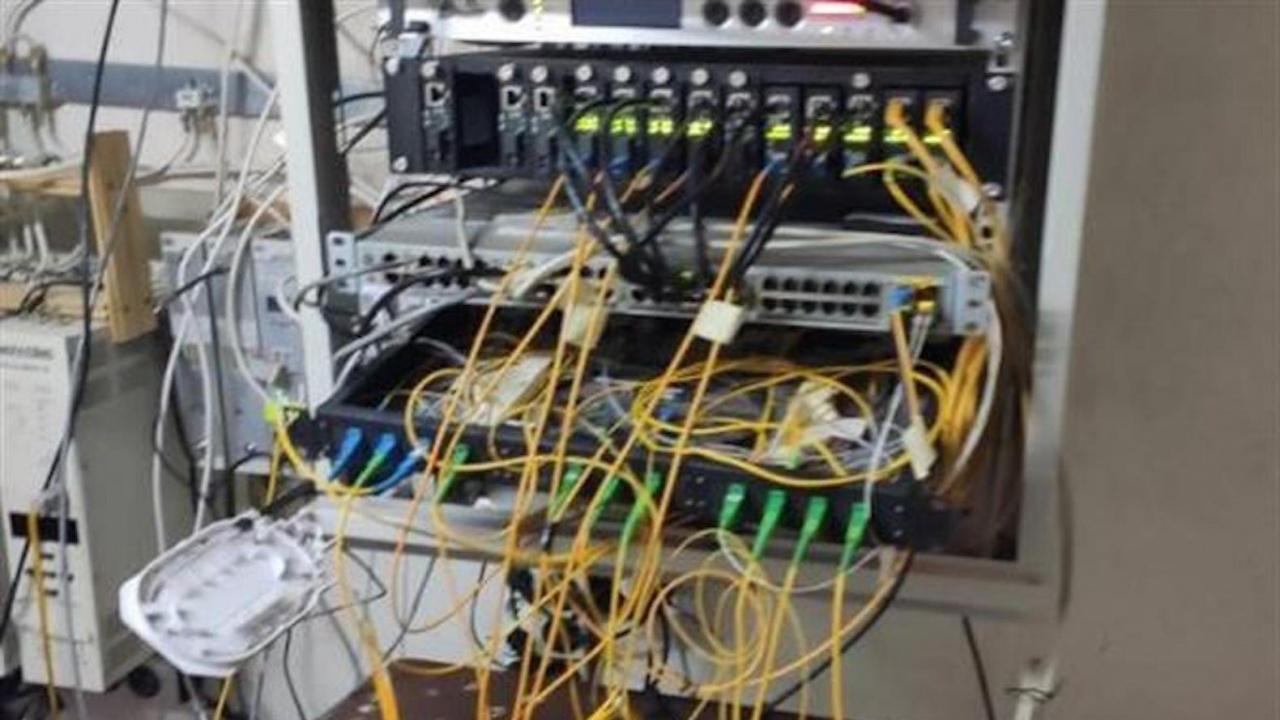 ГДБОП преустанови дейността на незаконни кабелни оператори в Североизточна България