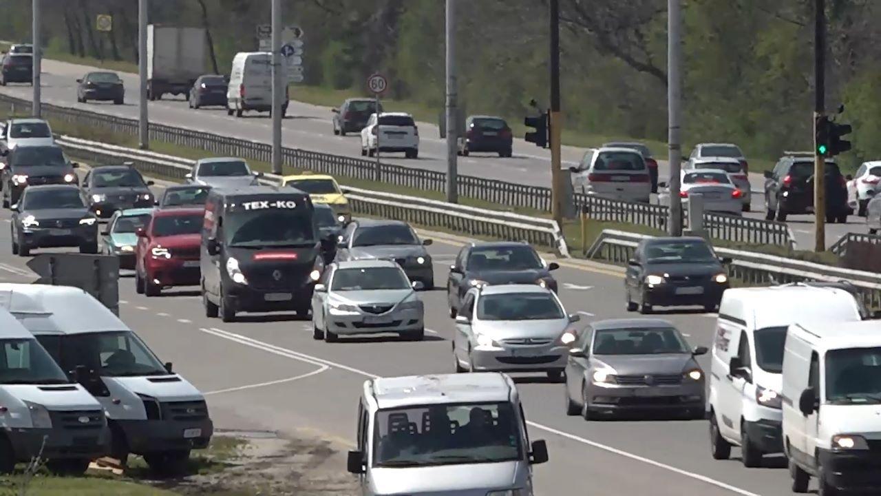 Засилен трафик в последния работен ден пред Великден