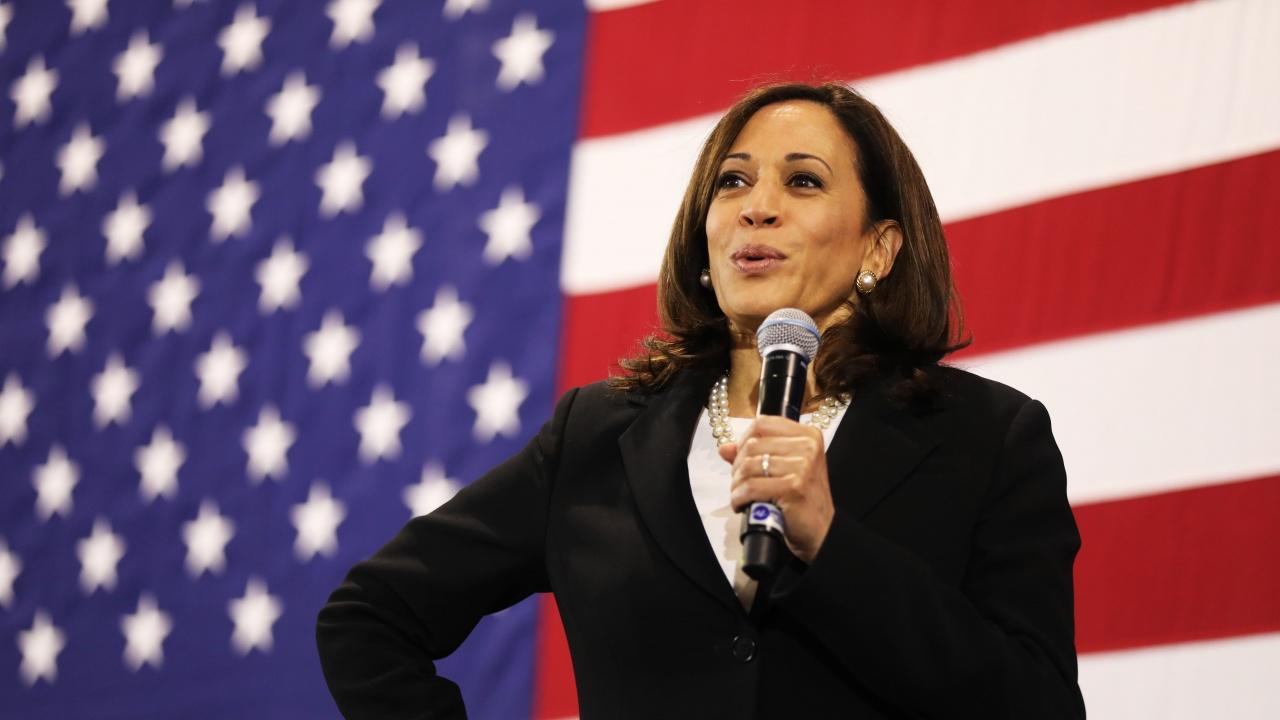 Камала Харис стана първият вицепрезидент на САЩ с восъчна фигура