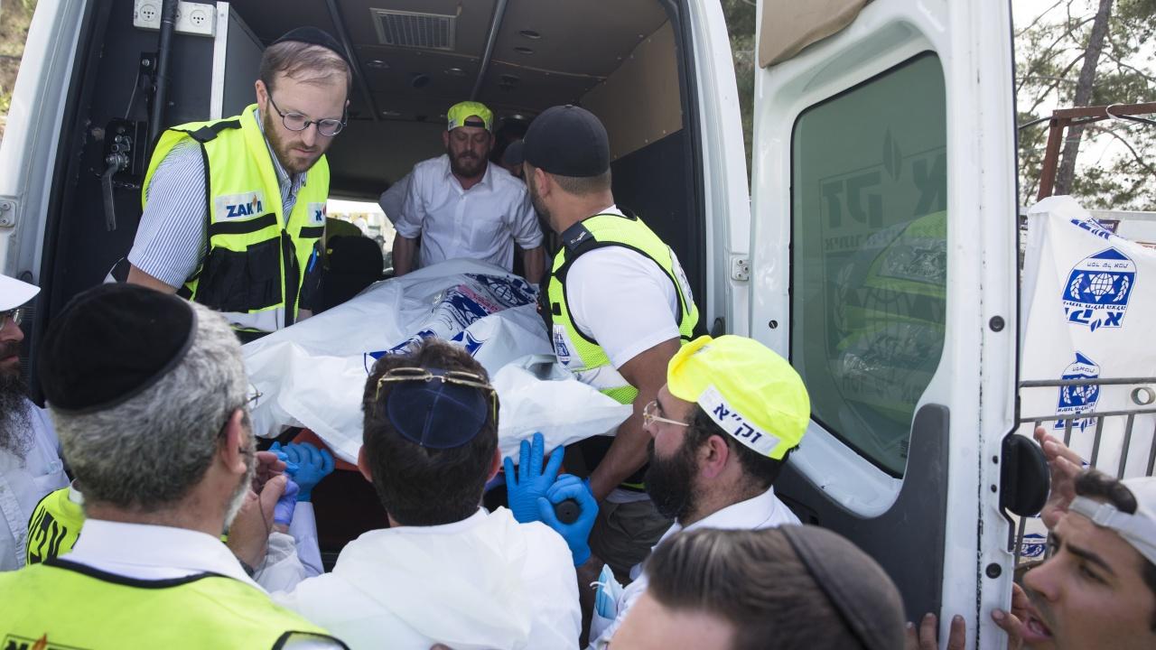 44 са вече загиналите и около 150 ранените при инцидента на религиозен празник в Израел