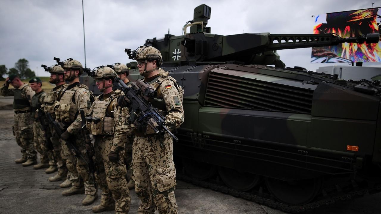 Германските военни започнаха да се изтеглят от Афганистан