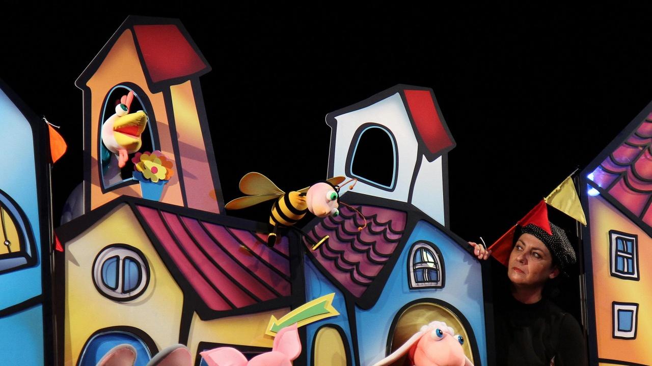 Община Видин подари безплатно куклено  представление за децата