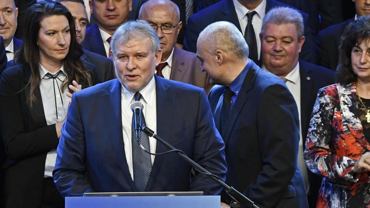 Румен Христов: При мажоритарен вот ГЕРБ-СДС щеше да има повече от 160 мандата