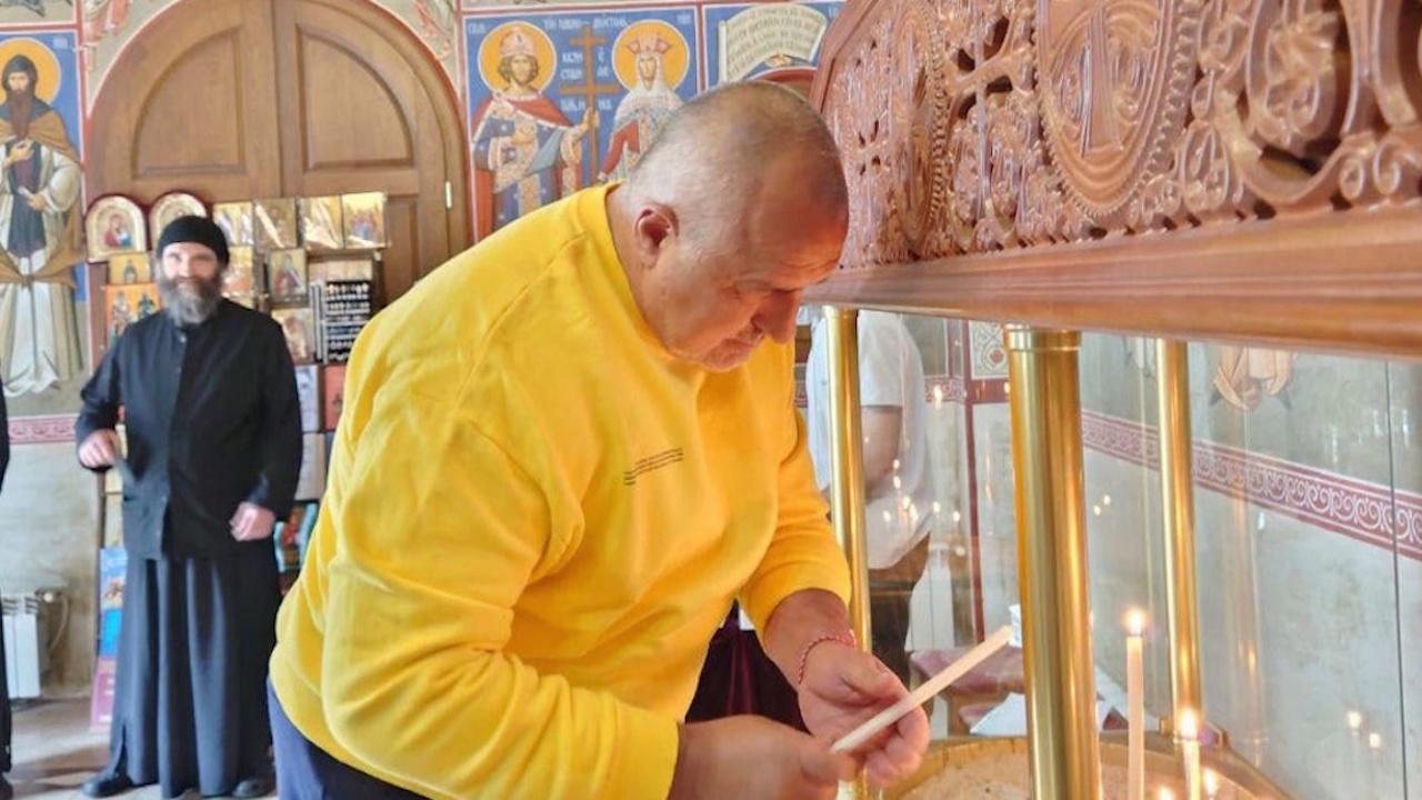 Бойко Борисов: Не е трудно да си Юда, не е трудно да си Пилат