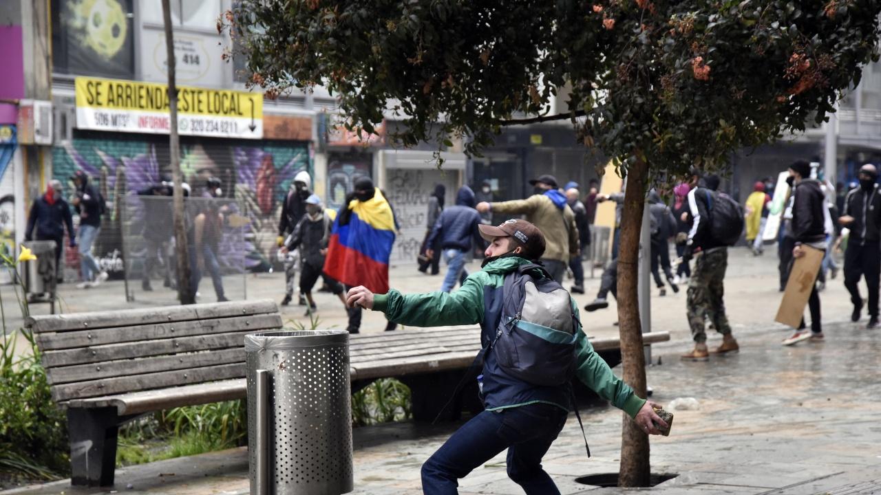 Данъчна реформа подпали масово недоволство в Колумбия