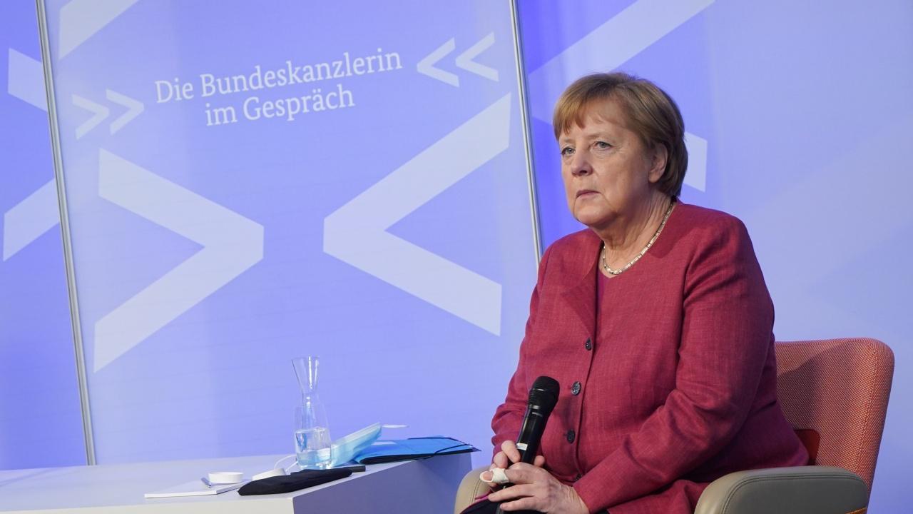 """""""Зелените"""" в Германия изпреварват с 3 пункта консервативния блок на Меркел"""