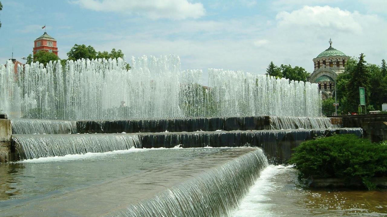 Водната каскада в Плевен е ремонтирана и обновена с 25 000 лева от местния бюджет