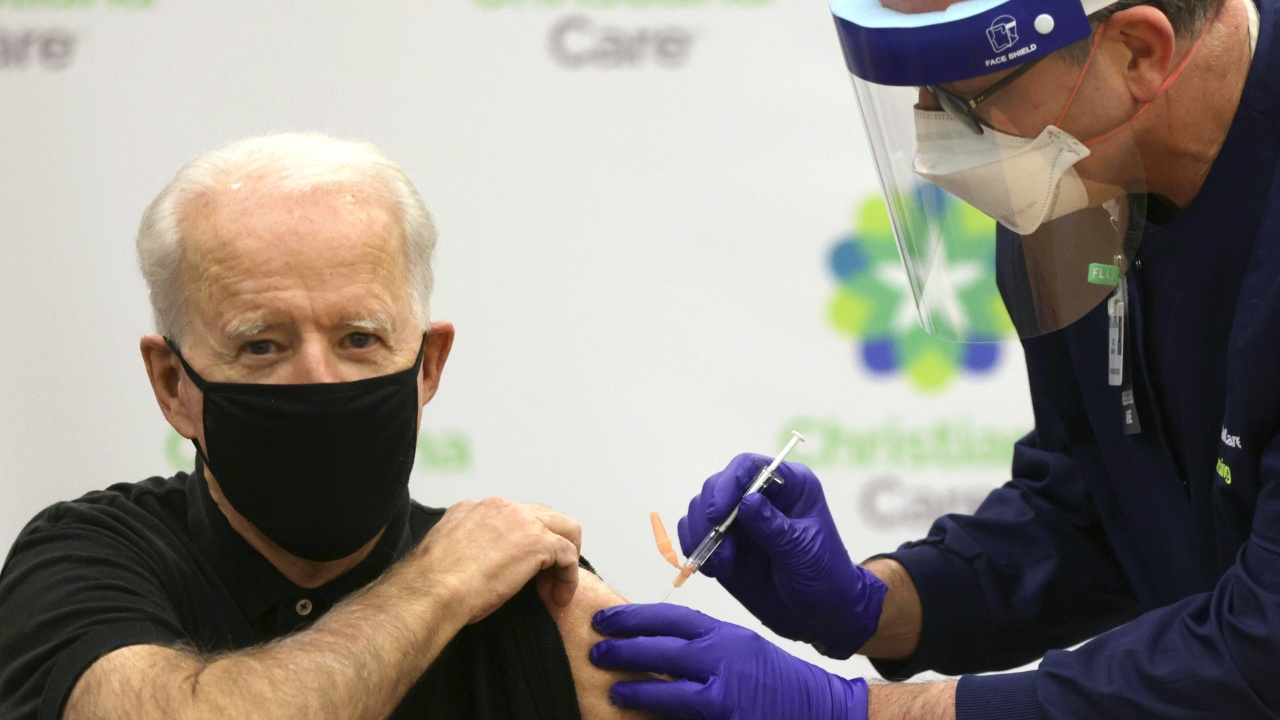 Байдън с амбициозен план за ваксинация до 4 юли