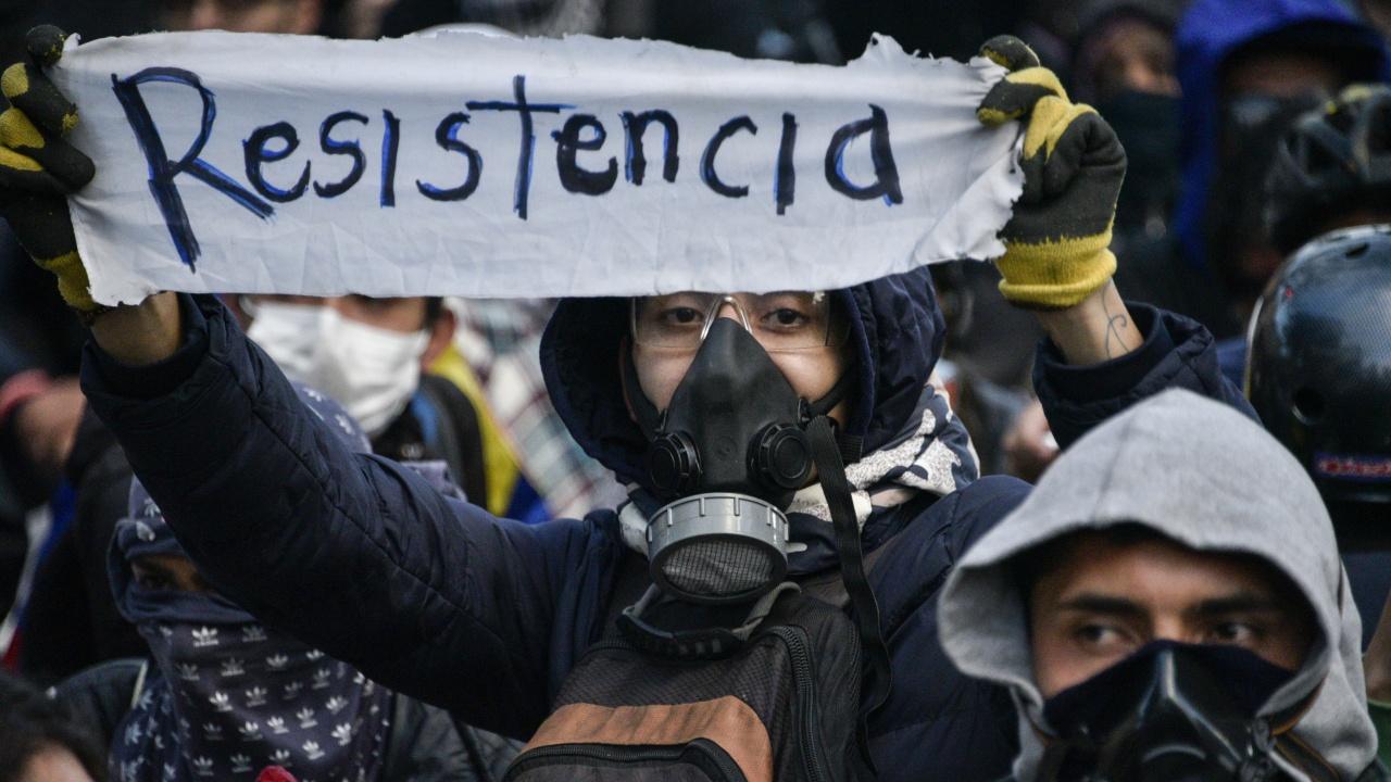 Призив към сдържаност след смъртоносни протести в Колумбия