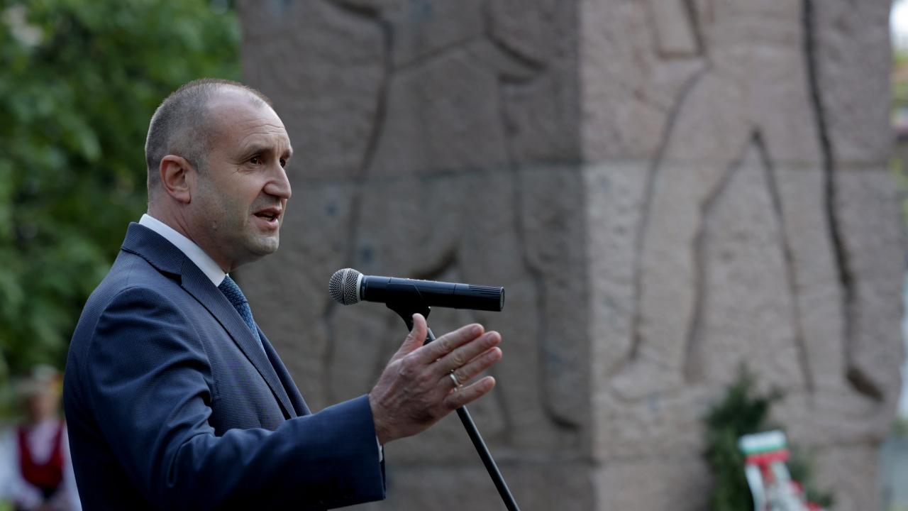 Румен Радев посети село Радилово
