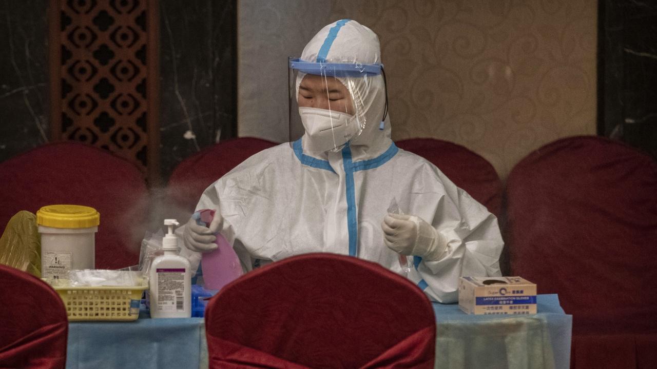 Китай с 5 нови случая на коронавирус през последното денонощие