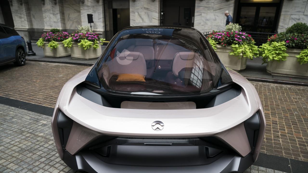 Китайската компания за електромобили NIO планира да навлезе на германския пазар през 2022 г.