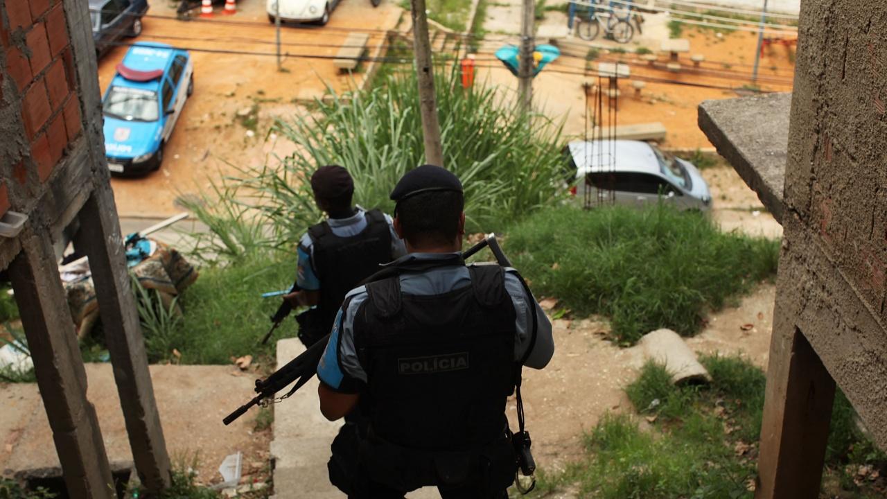 Десетки жертви по време на полицейска акция срещу наркотрафиканти в Рио де Жанейро