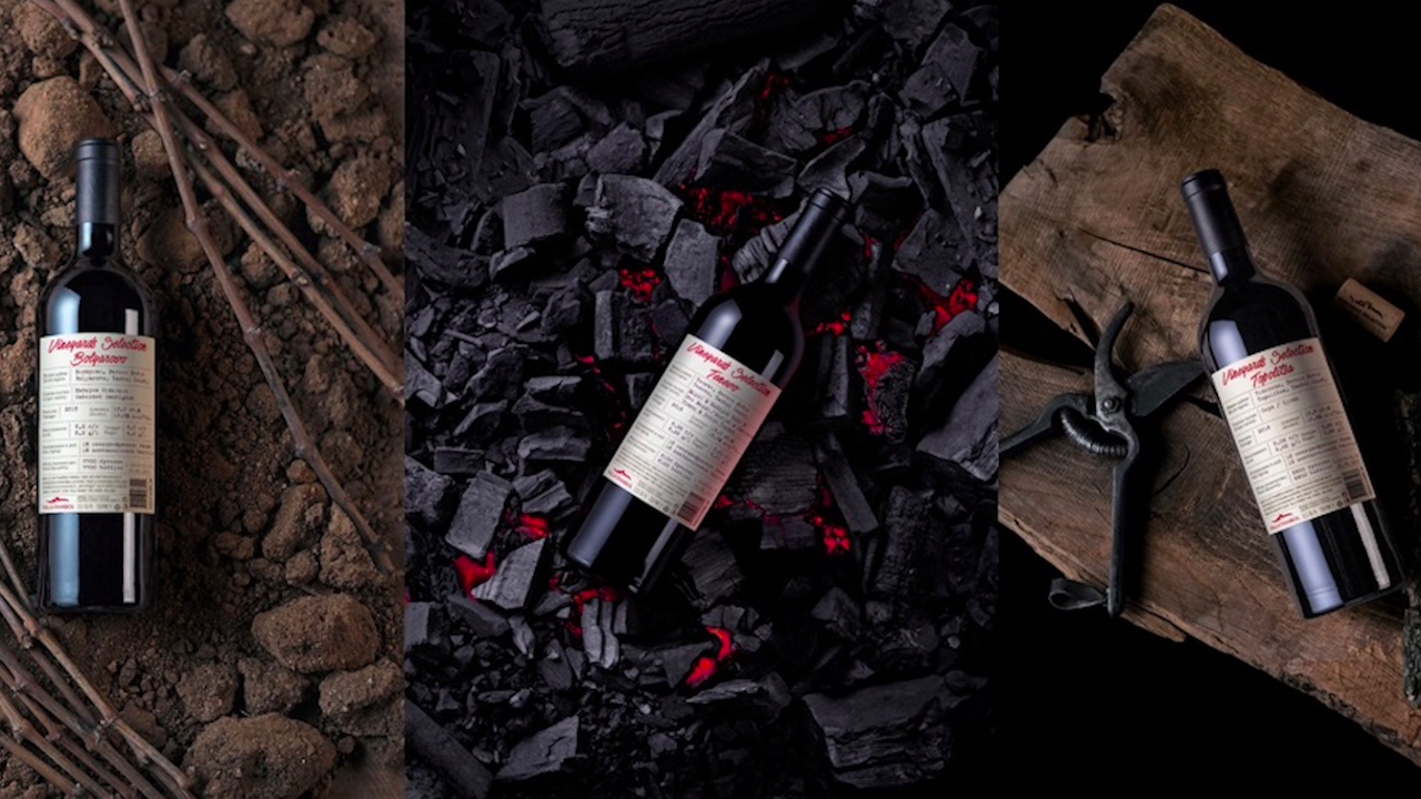Опитваме уникални вина за колекционери на изложение в София