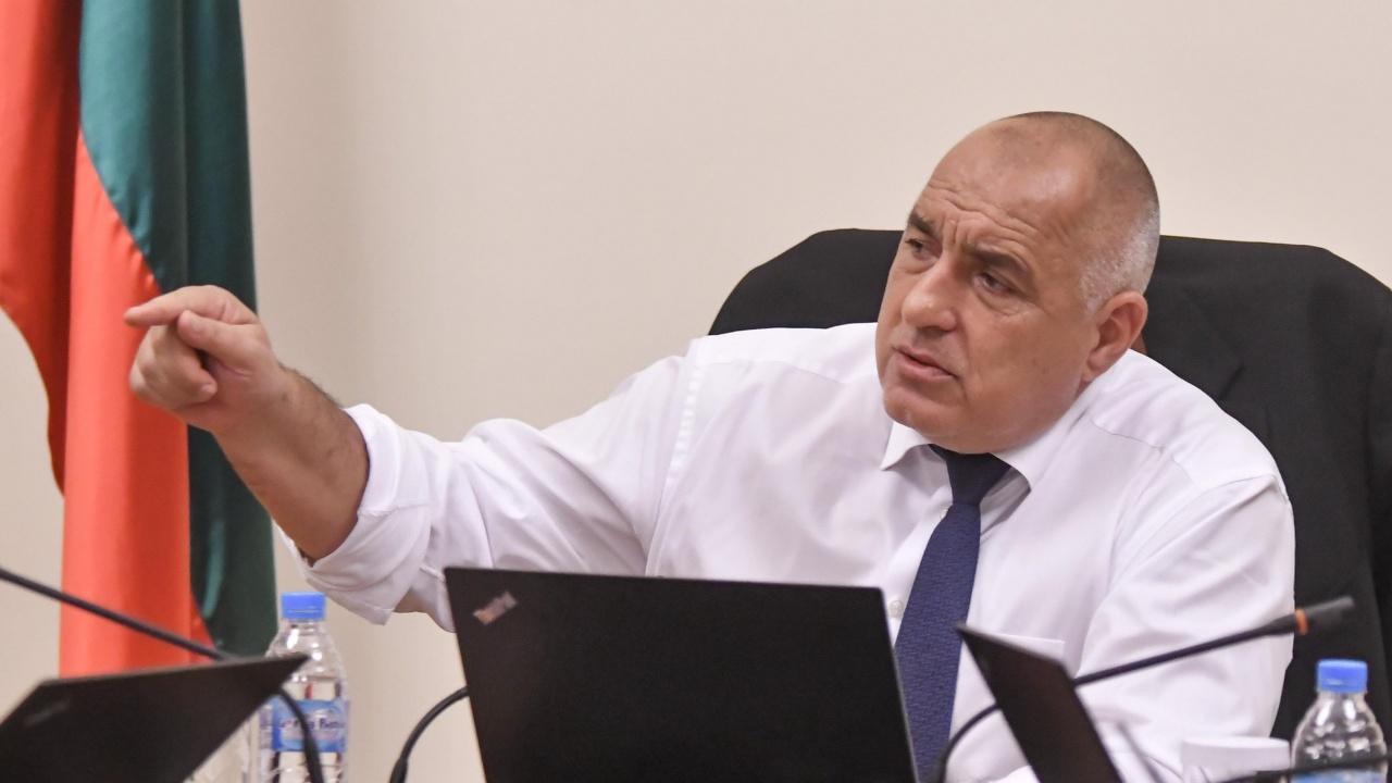 Борисов: Кандидатът за президент Радев продължава да мълчи за руските шпиони