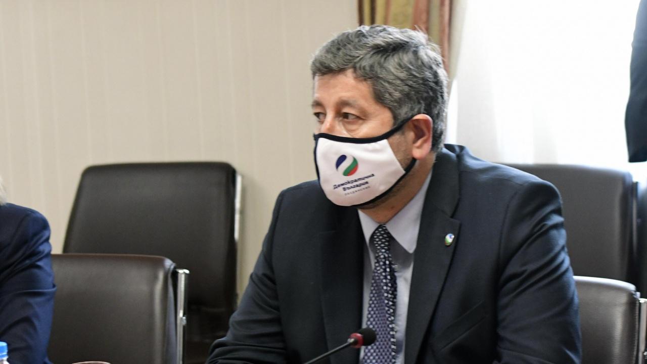 Христо Иванов: Не можем да отидем в следващото НС с нагласата да не се излъчи управление