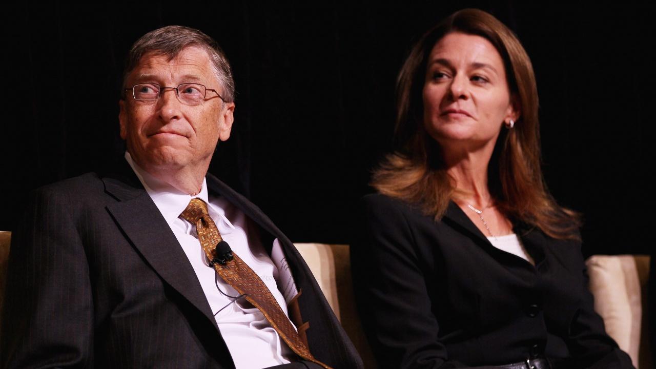 Бил Гейтс се развежда със съпругата си заради 36-годишна китайка?
